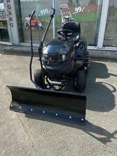 MTD Black Edition 140/92 T Comfort Rasentraktor mit Schneeschild 110 Plus