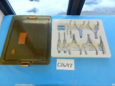 Storz Surgical Maxillofacial Instrument Set W/ Case