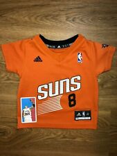Channing Frye size 3T Phoenix Suns Orange Toddler Jersey Adidas infant NBA Baby