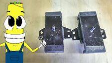 Motor Mount Kit for Nissan Datsun 720 Pickup 2.2L 2.4L Engine 4WD 83-85 Set of 2