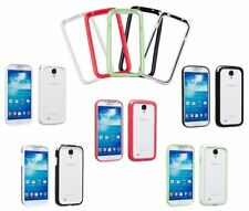 Silicone/Gel/Rubber Mobile Phone Bumpers for Samsung Galaxy S4