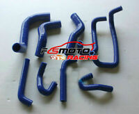 BLUE Silicone Radiator Hose For Toyota Hilux LN172 3.0 5L 5L-E Diesel 1997-2003