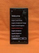 VERIZON, NOKIA LUMIA 929 32GB SMARTPHONE WINDOWS PHONE 8 BLACK SCORCHING