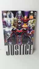 Justice by Alex Ross & Jim Krueger Volume 3 DC TPB Batman Superman JLA