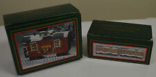 North Pole Express Resin Christmas Train Lot ( 40156  - 80711 )