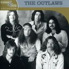 The Outlaws - Platinum & Gold Collection [New CD]