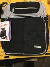 Olympia laptop messenger bag 13.5X10.5X3.5