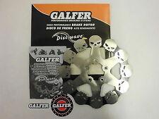 Galfer Skull Totenkopf Bremsscheibe vorne Harley Sportster Dyna Softail Touring