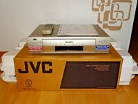 JVC HR-S9700 High-End S-VHS Videorecorder, OVP&NEU, 2 Jahre Garantie