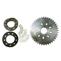 New 40T Teeth Sprocket Fits For 49/66/80cc Motorized Bicycle Bike W/ Mount Kit