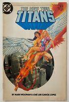 NEW TEEN TITANS 7 / DC English / 6.0 FINE + / 1985