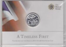 SEALED 2013 SILVER £20 COIN A TIMELESS FIRST UNCIRCULATED PACK