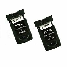 Ink Cartridge for Canon PG-210XL(2 Black) use in Canon Pixma MX420 Printer