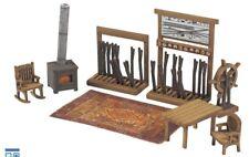 Metcalfe Signal Box Interior OO Gauge Card Kit PO580