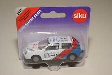 V 1:64 SIKU 1411 VW VOLKSWAGEN GOLF IV TOURING CAR TOURENWAGEN MINT BOXED CARD