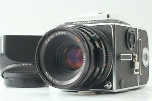 Overhaul 【Top Mint】 Hasselblad 503CX Body CF 80mm f/2.8 Lens A12 III From Japan
