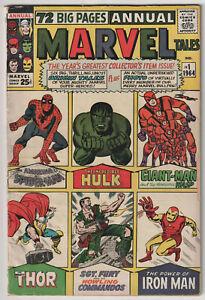 M1911: Marvel Tales #1, Vol 2, VG+ Condition