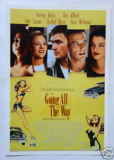 GOING ALL THE WAY Movie Poster PHOTOGRAPH: Ben Affleck/Rachel Weisz/Rose McGowan