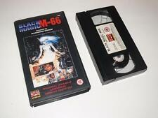 VHS Video ~ Black Magic M-66 ~ Masamune Shirow ~ Kiseki Films (Manga)