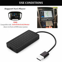 Car USB Carplay GPS Smart Link Dongle Stereo Radio Head Unit For Apple Android