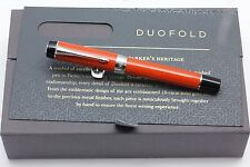 Parker Duofold Big Red Cent CT Fountain Pen - New and Boxed
