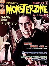 HAMMER HORROR FILMS Photo Book VOL 1 Chris Lee DRACULA Japanese Import RARE!