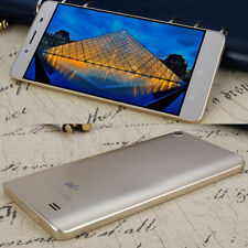 "M5 5"" 4G Unlocked 2SIM Android Smartphone Quad Core 1+8GB Cell Phone 3PLUG CHEAP"