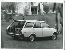 Seat Fiat 131 5 Puertas LY Especial 5 Door Original Spanish Press Photograph
