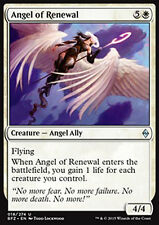 MTG 4x ANGEL OF RENEWAL - ANGELO DEL RINNOVAMENTO - BFZ - MAGIC