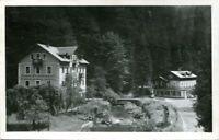 uralte AK, Hotel Polenztal, sächsische Schweiz, Hohnstein