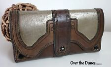 MIMCO WALLET BROWN LEATHER WALLET LADIES PURSE WALLET