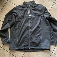 NWT Antigua Golf 2XL Seattle Seahawks NFL Charcoal Jacket Full Zip