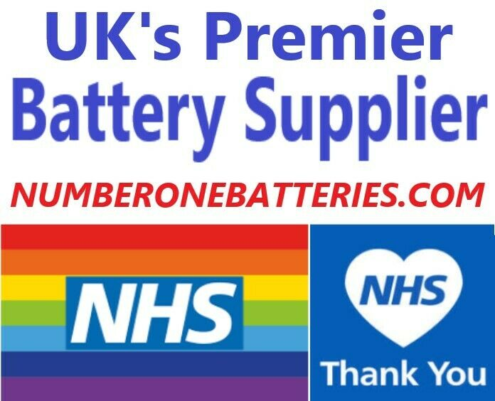 Number One Batteries UK
