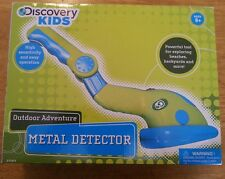New Discovery Kids Outdoor Adventure Metal Detector Free Shipping