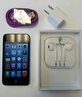 Apple iPod touch 4th Generation Black (32GB) W/ MD827LL/A