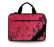 "Luxburg® Design bolso para Portátil 15 6"" Sakura Rosa"