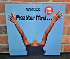 FUNKADELIC - Free Your Mind...And Your Ass Will Follow LTD RED VINYL LP Gatefold