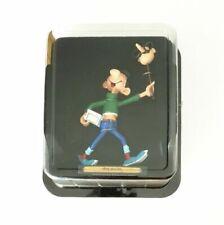 Figurines de héros de BD avec gaston lagaffe