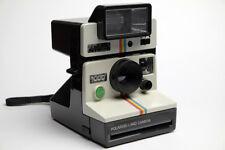 Polaroid Land Camera 1000 Green Button + Polatronix 1 Flash - Working