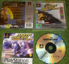 MOTO RACER WORLD TOUR - PlayStation 1 PS1 Gioco Game Play Station PSX