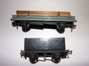 Hornby Dublo & Triang Wagons