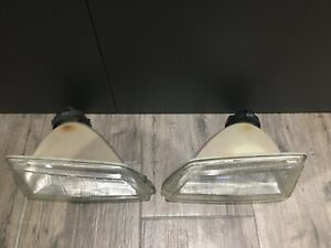 peugeot 106 s1 ph1 1300 rallye lights front original