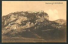 Castelmola ( Messina ) - cartolina non viaggiata anni 1910/1920