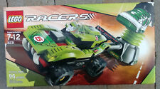 Lego Racers Vicious Viper 96 Stück Building Set Neu Versiegelt 8231