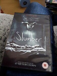 Slumber  horror thriller dark twisted graphic cult sick torture demonic