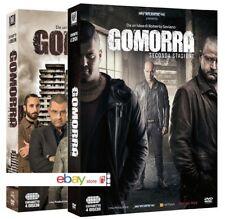 GOMORRA STAGIONE 1 e 2 (8 DVD)  COFANETTI SINGOLI SERIE COMPLETA TV ITALIANA