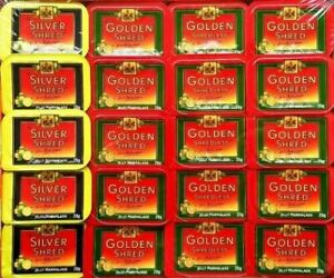 Robertsons Assorted Golden Shred Marmalade - Various Individual 20g Portions