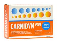 Carnidyn plus 20 bustine gusto arancia Integratore Estate