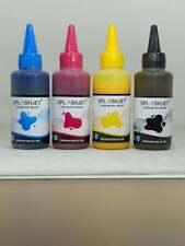 Splashjet Sublimation Ink 4 Colors