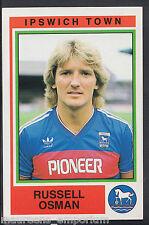 Panini Football 1985 Sticker - No 91 - Ipswich Town - Russell Osman